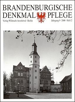 Brandenburgische Denkmalpflege 2000 - Heft 2