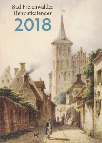 Bad Freienwalder Heimatkalender 2018
