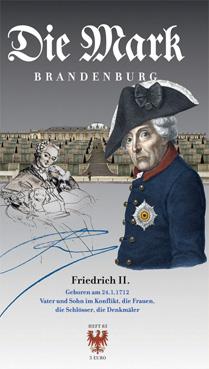 Friedrich II. - Die Mark Brandenburg - Heft 83