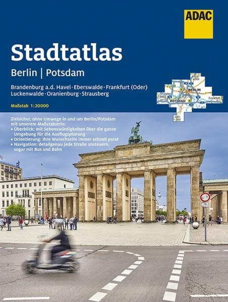 ADAC Stadtatlas Berlin - Potsdam