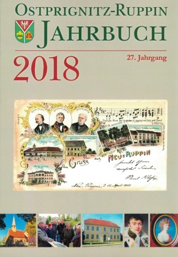 Jahrbuch Ostprignitz-Ruppin 2018