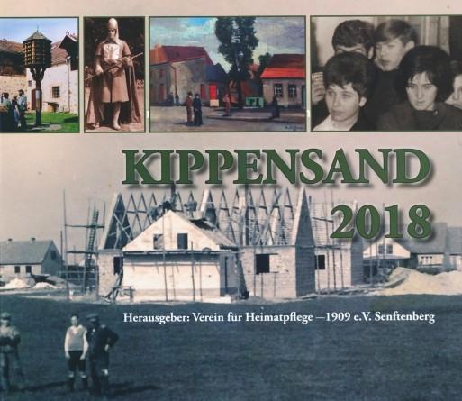 Kippensand 2018 - Heimatkalender für das Senftenberger Gebiet