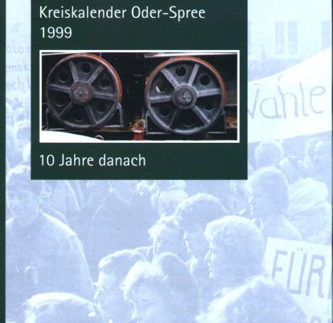 Kreiskalender Oder-Spree 1999