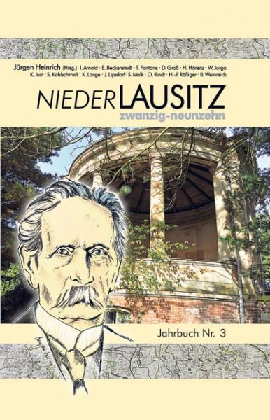 Niederlausitz zwanzig-neunzehn. Ein Jahrbuch