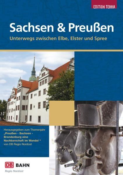 Themenkarte Sachsen & Preußen