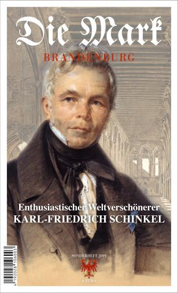 Karl Friedrich Schinkel - Die Mark Brandenburg - Sonderheft