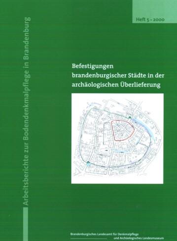 Befestigungen brandenburgischer Städte
