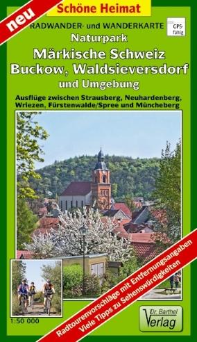 Naturpark Märkische Schweiz. Buckow und Umgebung