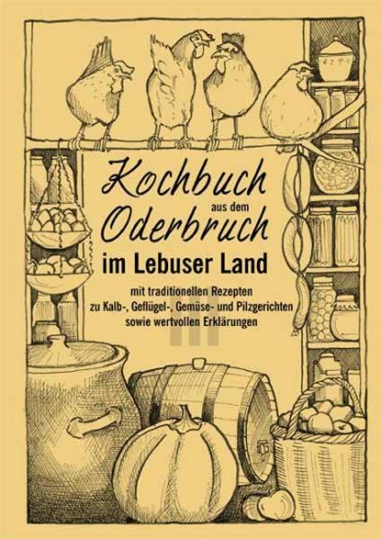 Kochbuch aus dem Oderbruch im Lebuser Land - Band 3