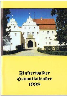 Finsterwalder Heimatkalender 1998
