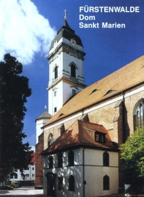 Fürstenwalde Dom Sankt Marien