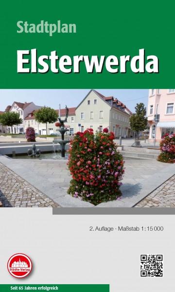 Stadtplan Elsterwerda 1:15 000