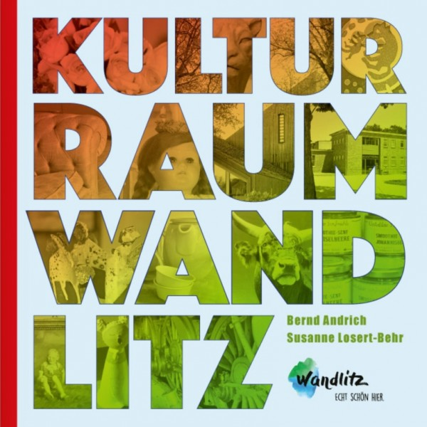 "Abbildung des Kulturführers ""Kulturraum Wandlitz"""