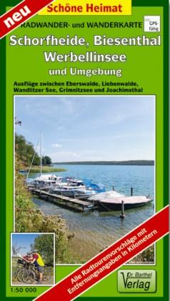Schorfheide, Biesenthal, Werbellinsee und Umgebung