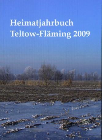 Heimatjahrbuch Teltow-Fläming 2009