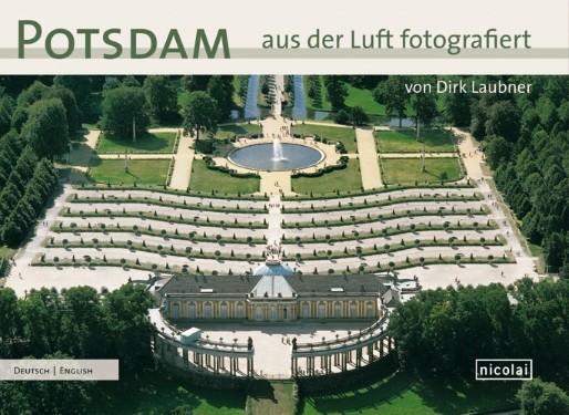 Potsdam aus der Luft fotografiert