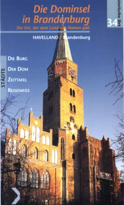Die Dominsel zu Brandenburg