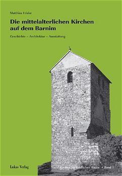 Die mittelalterliche Kirchen auf dem Barnim