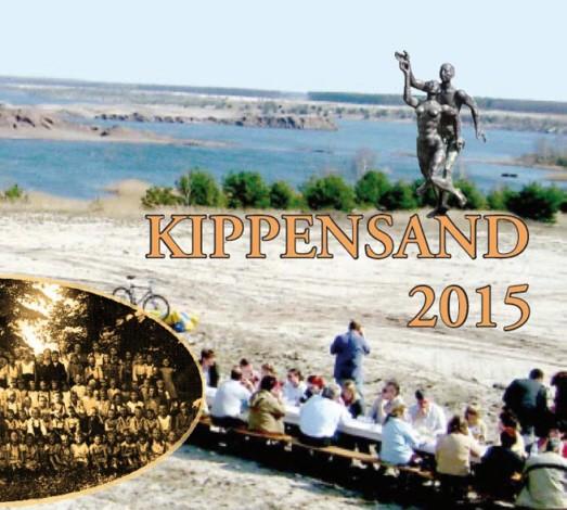 Kippensand 2015. Heimatkalender für das Senftenberger Gebiet
