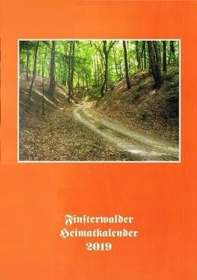 Finsterwalder Heimatkalender 2019