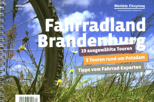 Fahrradland Brandenburg - Band 2