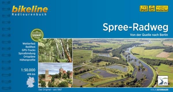 Spree-Radweg 1:75 000