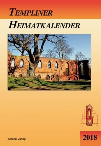 Templiner Heimatkalender 2018