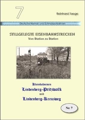 Kleinbahnen Lindenberg-Pritzwalk und Lindenberg-Kreuzweg