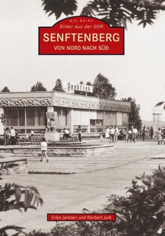 Senftenberg von Nord nach Süd