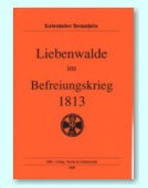 Lucke: Liebenwalde vor 100 Jahren&quot