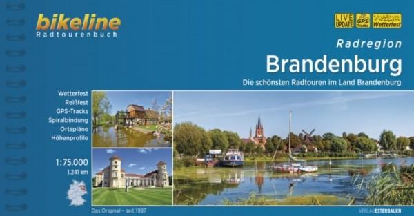 Brandenburg. Die schönsten Radtouren im Land Brandenburg