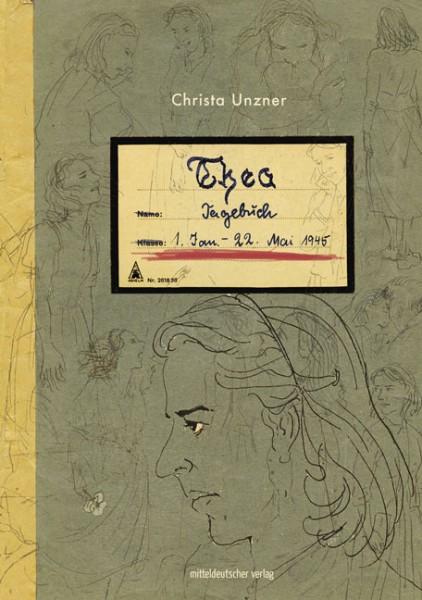 "Buchcover der Graphic Novel ""Thea. Tagebuch"""