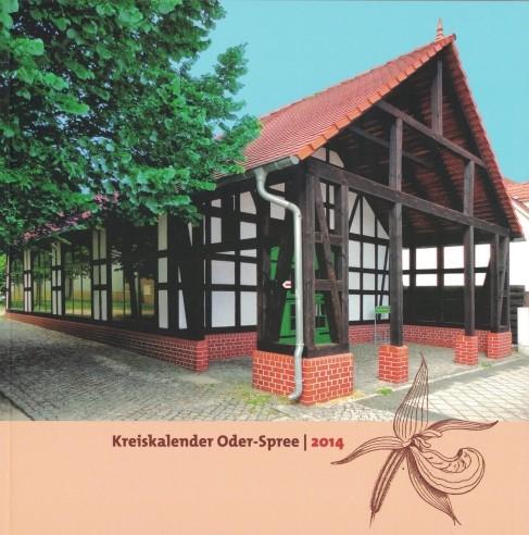 Kreiskalender Oder-Spree 2014