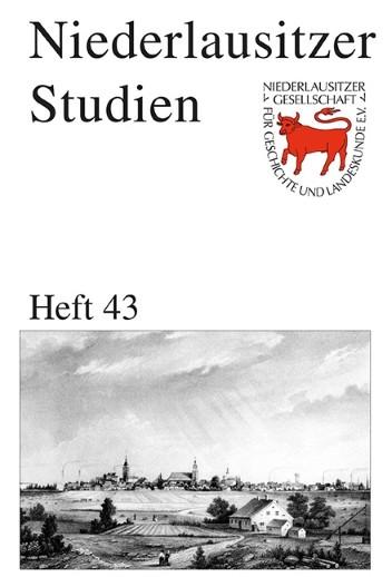 Niederlausitzer Studien - Heft 43 / 2018