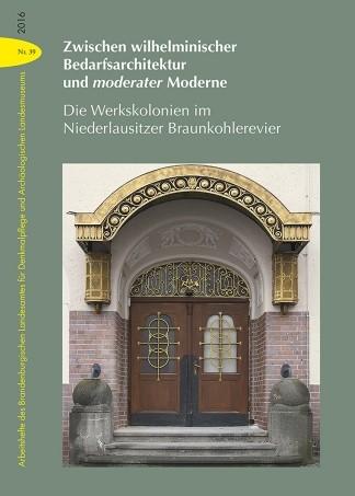 Zwischen wilhelminischer Bedarfsarchitektur und Moderne