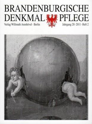 Brandenburgische Denkmalpflege 2011 - Heft 2