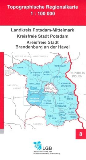 Landkreis Potsdam-Mittelmark / Potsdam / Brandenburg an der Have
