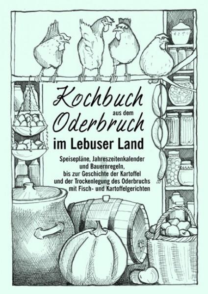 Kochbuch aus dem Oderbruch im Lebuser Land - Band 1