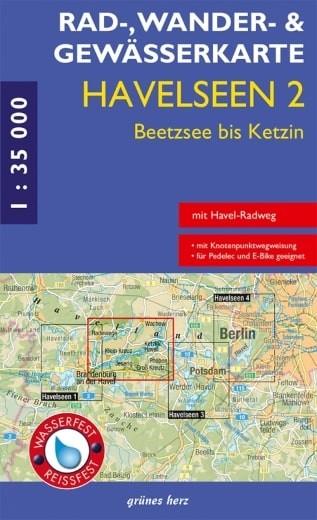 Havelseen 2 / Beetzsee - Ketzin