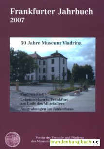 Frankfurter Jahrbuch 2007
