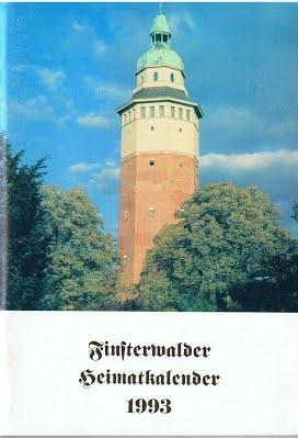Finsterwalder Heimatkalender 1993