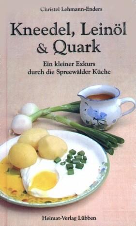 Knedel, Leinöl & Quark