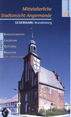 Mittelalterliche Stadtansicht - Angermünde