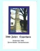 Sonderheft 1997: 700 Jahre Oppelhain