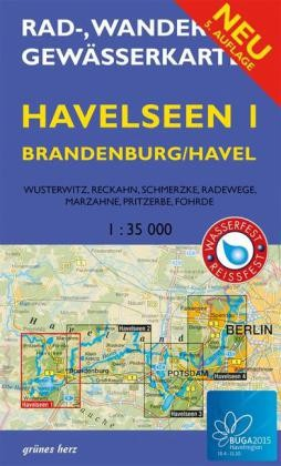 Havelseen 1 / Brandenburg-Havel