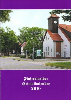 Finsterwalder Heimatkalender 2010