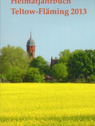 Heimatjahrbuch Teltow-Fläming 2013