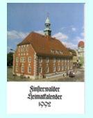 Finsterwalder Heimatkalender 1992