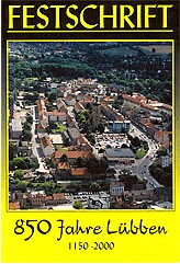 Festschrift 850 Jahre Lübben