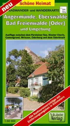 Angermünde, Eberswalde, Bad Freienwalde (Oder) und Umgebung